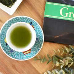 高級玉緑茶