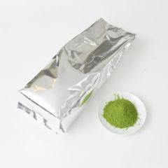 業務用 鹿児島産 オリジナルブレンド抹茶 500g